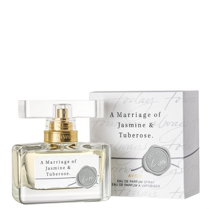 TTA Elixirs of Love A Marriage of Jasmine & Tuberose (30 ml) - Woda perfumowana