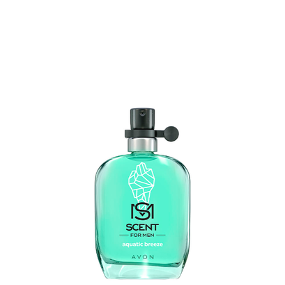 Scent for Men Aquatic Breeze dla Niego (30 ml)  - woda toaletowa