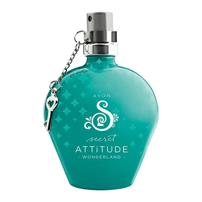 Secret Attitude Wonderland - Woda toaletowa (50 ml)