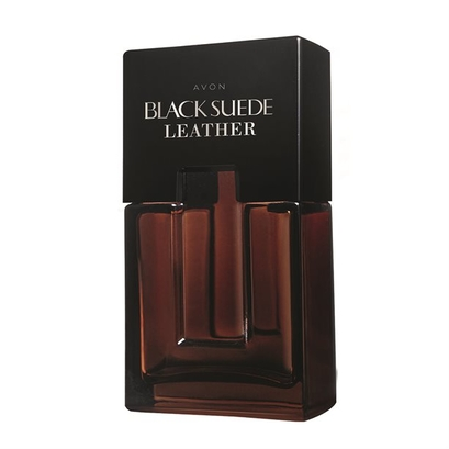 Black Suede LEATHER (75 ml) - Woda toaletowa