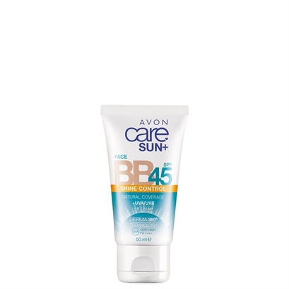Ochronny krem BB SPF45 (50 ml) - CARE SUN +