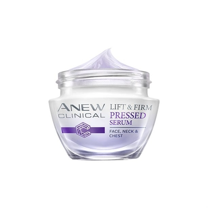 Serum prasowane do twarzy, szyi i dekoltu (30 ml) - Anew Clinical