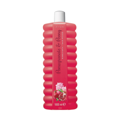 Płyn do kąpieli Granat i Peonia (1000ml)