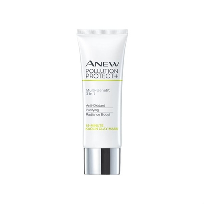 Detoksykująca maska do twarzy PollutionProtect z antyoksydantami (50 ml)- Anew PollutionProtect +