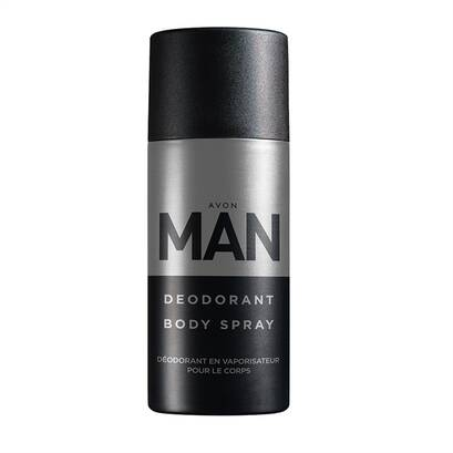 Dezodorant do ciała w sprayu Avon Man (150 ml)