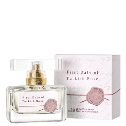 TTA Elixirs of Love First Date of Turkish Rose (30 ml) - Woda perfumowana