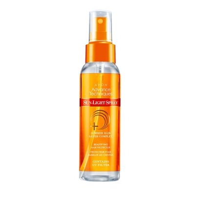Upiększający spray ochronny UV (100 ml) - Advance Techniques